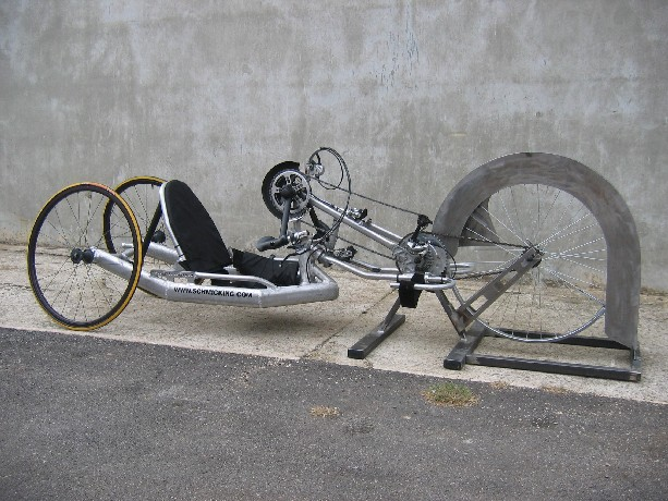 Handbike e ciclomulino